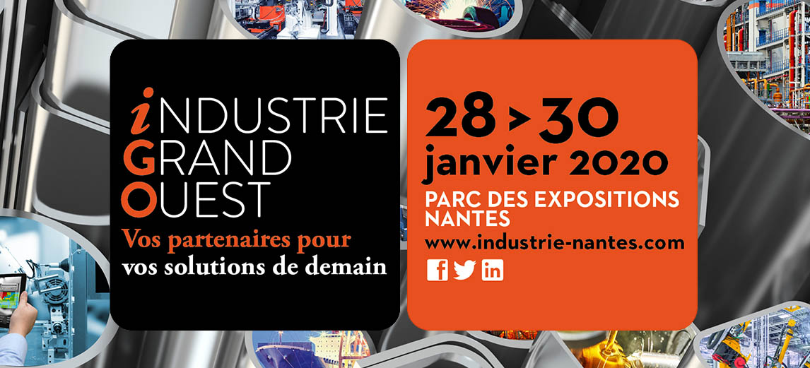 Salon Industrie Grand Ouest